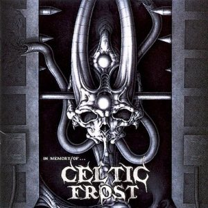 Various Artists - In Memory of Celtic Frost cover art
