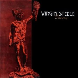 Virgin Steele - Invictus cover art