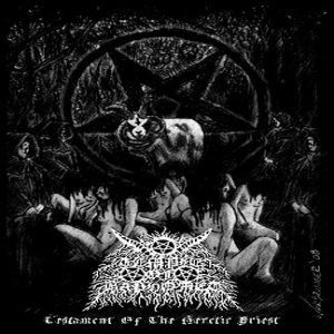 Temple of Baphomet - Testament of the Heretic Priest cover art