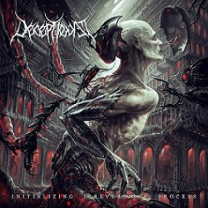 Deceptionist - Initializing Irreversible Process cover art