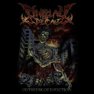 Display of Decay - Outbreak of Infection cover art