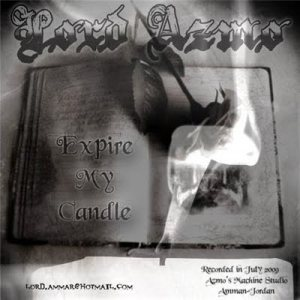 Lord Azmo - Expire My Candle cover art