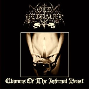 Old Betrayer - Clamors of the Infernal Beast cover art