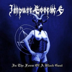 Impure Essence - In the Form of a Black Goat cover art