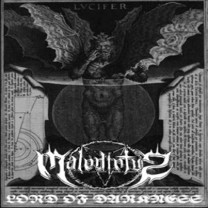 Maledictvs - Lord of Darkness cover art