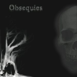 Obsequies - Through the Graves of Silenced Dreams cover art