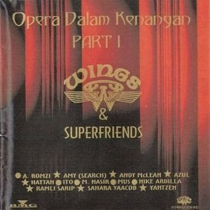 Wings - Opera dalam Kenangan (Part 1) cover art