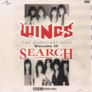 Wings - Wings / Search: the Greatest Hits Volume II cover art