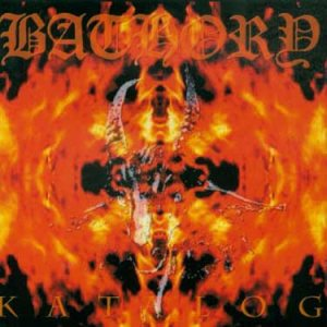Bathory - Katalog cover art