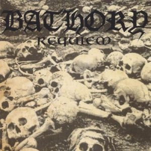 Bathory - Requiem cover art