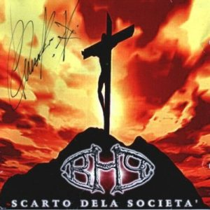 B.H.P. - Scarto dela Societa cover art