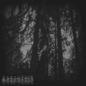 Gorkahrid - At the Silent Woods of Oblivion cover art