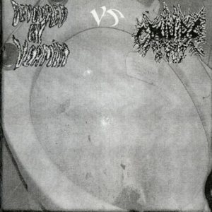 Cannibe / Devoured by Vermin - Devoured by Vermin vs Cannibe cover art