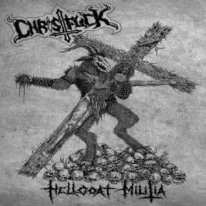 Christfuck - HellGoat Militia cover art