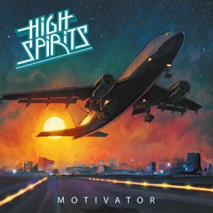 High Spirits - Motivator cover art