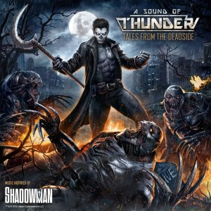 A Sound of Thunder - Tales from the Deadside cover art