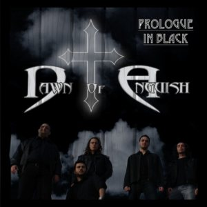 Dawn of Anguish - Prologue in Black cover art
