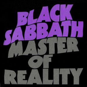 Black Sabbath - Master of Reality cover art