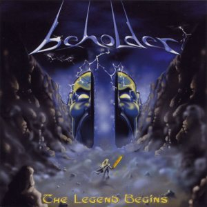 Beholder - The legend begins cover art