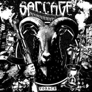 Saccage - Vorace cover art