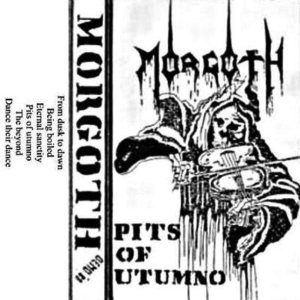 Morgoth - Pits of Utumno cover art