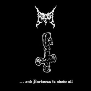Pagan - ...and Darkness Is Above All cover art