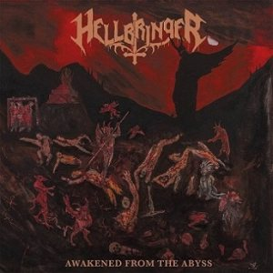 Hellbringer - Awakened from the Abyss cover art