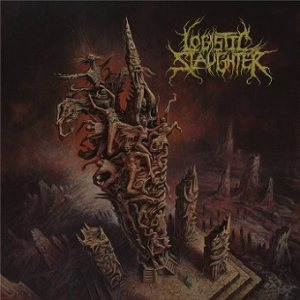 Logistic Slaughter - Corrosive Ethics cover art