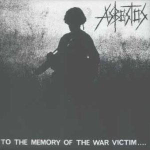 Asbestos - To the Memory of the War Victim.... cover art