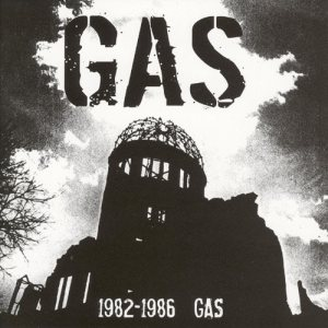 Gas - 1982-1986 Gas cover art