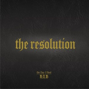 D.I.D. - the resolution cover art