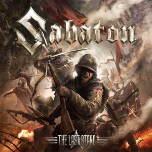 Sabaton - The Last Stand cover art