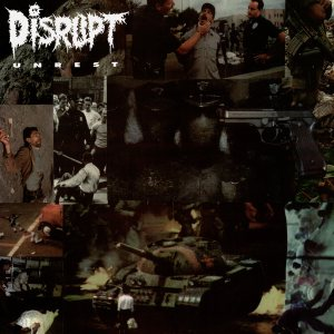 Disrupt - Unrest cover art