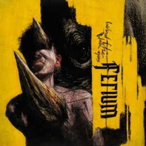 Ferium - Behind the Black Eyes cover art