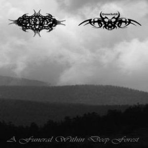 Ölüm / Annorkoth - A Funeral Within Deep Forest cover art