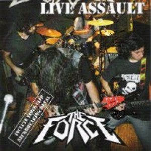 The Force - Live Assault cover art