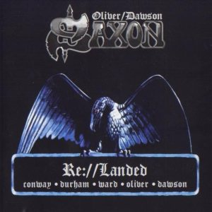 Oliver/Dawson Saxon - Re://Landed cover art