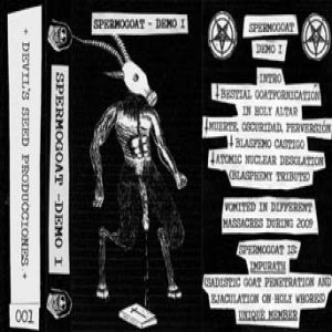 Spermogoat - Demo I cover art