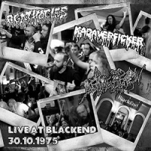 Agathocles / Depression / Kadaverficker - Live at BlackEnd cover art
