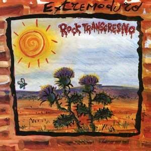 Extremoduro - Rock transgresivo cover art