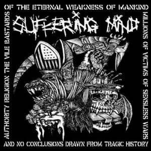 Suffering Mind - Suffering Mind cover art