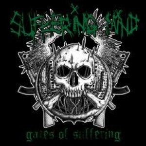 Suffering Mind - Gates of Suffering cover art