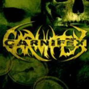 Carnifex - Adornment of the Sickened cover art