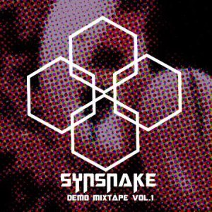 Synsnake - Synsnake demo mix tape vol.1 cover art