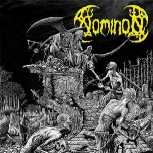 Nominon - Decaydes of Abomination cover art