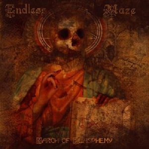 Endless Maze - March of Blasphemy cover art