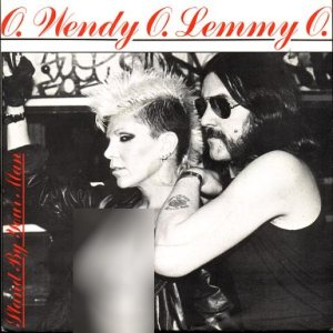 Motörhead / Plasmatics - Stand by Your Man cover art