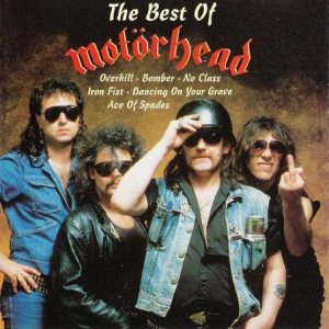 Motörhead - The Best of Motörhead cover art