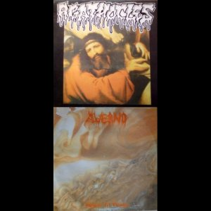 Agathocles / Averno - Agathocles/Averno cover art