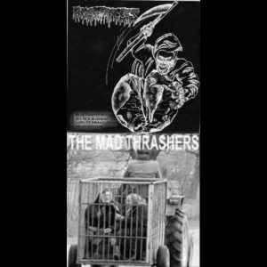 Agathocles / The Mad Thrashers - Agathocles / the Mad Thrashers cover art